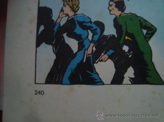 Tebeos: el hombre enmascarado tomo 1 1971 ediciones buru lan . 12 episodios, - Foto 3 - 289511398