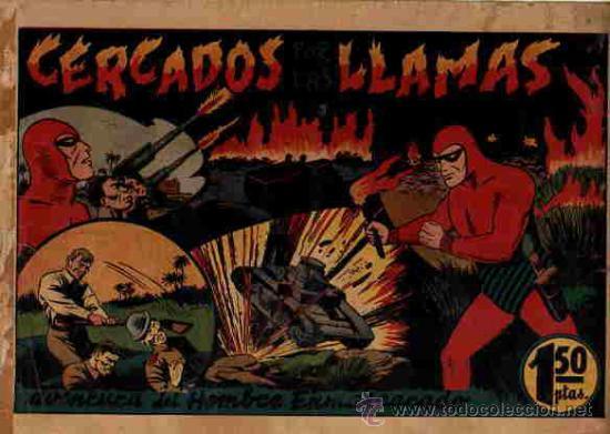 HOMBRE ENMASCARADO (H.AMERICANA) Nº 55 (Tebeos y Comics - Hispano Americana - Hombre Enmascarado)