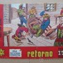 Tebeos: BUFFALO BILL , NUMERO 24 , RETORNO,, HISPANO AMERICAN. Lote 32918676