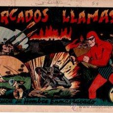 Tebeos: EL HOMBRE ENMASCARADO (H.AMERICANA) Nº 55. Lote 32995173