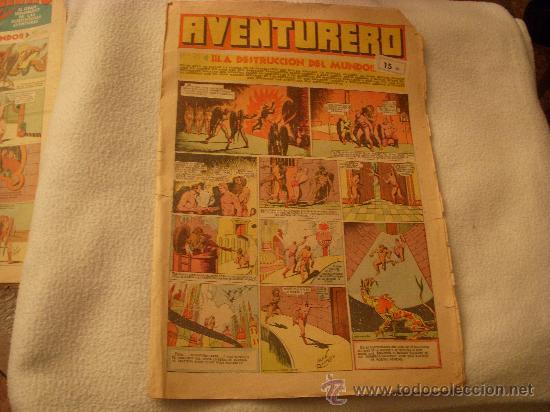 AVENTURERO Nº 31, EDITORIAL HISPANO AMERICANA (Tebeos y Comics - Hispano Americana - Aventurero)