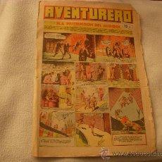 Tebeos: AVENTURERO Nº 31, EDITORIAL HISPANO AMERICANA. Lote 33431602