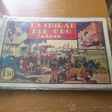 Tebeos: TARZAN -Nº 6-H.AMERICANA-ORIGINAL-. Lote 33486201