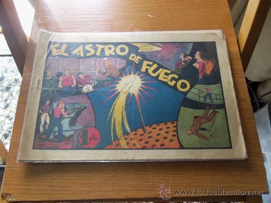 CARLOS EL INTREPIDO Nº 15-ED H.AMERICANA-ORIGINAL- (Tebeos y Comics - Hispano Americana - Carlos el Intrépido)
