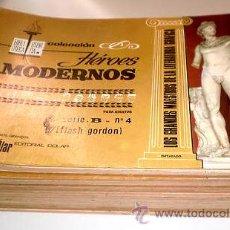Tebeos: LOTE 75 TEBEOS -- AÑO 1958 --FLASH GORDON Y EL HOMBRE ENMASCARADO. Lote 33496574