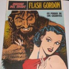 Comics - FLASH GORDON - HEORES DEL COMIC, Nº 3 - BURULAN EDICIONES 1971 (EXCELENTE ESTADO) - 33514750