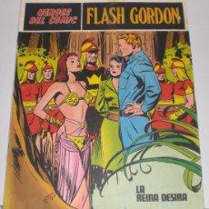 Comics - FLASH GORDON - HEORES DEL COMIC, Nº 14 - BURULAN EDICIONES 1971 (EXCELENTE ESTADO) - 33515091