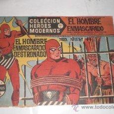 Livros de Banda Desenhada: COMIC, HOMBRE ENMASCARADO, DESTRONADO, ORIGINAL, DOLAR, Nº 29, SERIE A. Lote 33565639