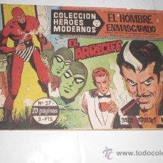 Tebeos: EL HOMBRE ENMASCARADO SERIE A Nº 27. DOLAR.. Lote 33565757