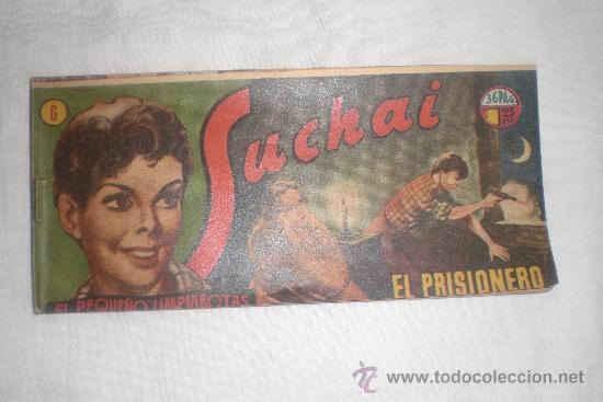 SUCHAI Nº 6 (Tebeos y Comics - Hispano Americana - Suchai)