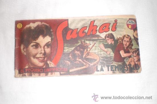 SUCAI Nº 20 (Tebeos y Comics - Hispano Americana - Suchai)