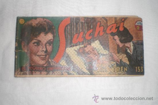 SUGAI Nº 22 (Tebeos y Comics - Hispano Americana - Suchai)