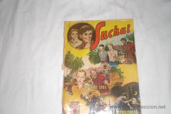 SUCHAI Nº 2 (Tebeos y Comics - Hispano Americana - Suchai)