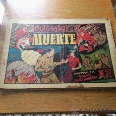 Tebeos: EL HOMBRE ENMASCARADO Nº 44 -ORIGINAL-. Lote 33775995