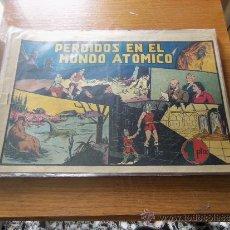 Tebeos: CARLOS EL INTREPIDO Nº 16-ED H.AMERICANA-ORIGINAL-. Lote 33786320