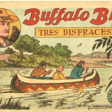 Tebeos: BUFFALO BILL Nº 6 EDI. HISPANO AMERICANA 1958, MUY DIFICIL - ORIGINAL. Lote 33885233