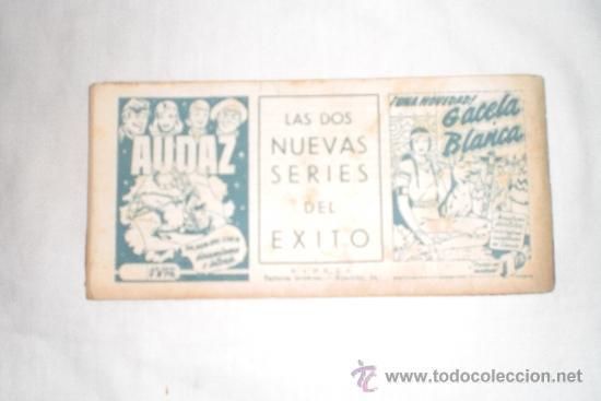 Tebeos: JORGE Y FERNANDO Nº 50 ORIGINAL - Foto 2 - 34122926