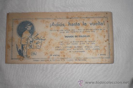 Tebeos: JORGE Y FERNANDO Nº 70 ORIGINAL - Foto 2 - 34125266