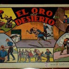 Tebeos: EL ORO DEL SESIERTO, JORGE Y FERNANDO, EDT, H.AMERICANA, DE CONSERVACION, GRANDE, MI. Lote 34304392