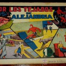 Tebeos: EL HOMBRE ENMASCARADO, POR LOS TEJADOS DE ALEJANDRIA, EDT, H.AMERICANA, DE CONSERVACION,. Lote 34305158