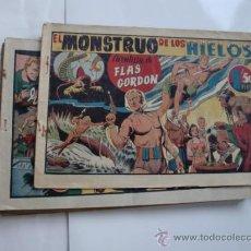 Tebeos: FLAS GORDON LOTE 14 COMICS (G,A.) 1946 21X32 ORIGINAL. Lote 34640562