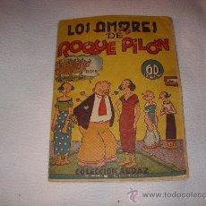 Tebeos: POPEYE, LOS AMORES DE ROQUE PILÓN, 60 CTS, EDITORIAL HISPANO AMERICANA. Lote 35011873