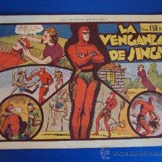 Tebeos: (COM-958)COMIC EL HOMBRE ENMASCARADO,LA VENGANZA DE SINGH. Lote 34994790