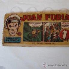 Tebeos: JUAN FURIA Nº 18 ORIGINAL. Lote 35009377