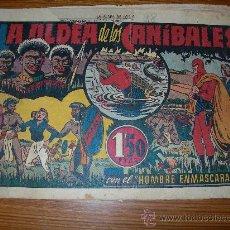 Tebeos - HOMBRE ENMASCARADO Nº LA ALDEA DE LOS CANIBALES DE HISPANO AMERICANA - 35177693