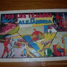 Tebeos: HOMBRE ENMASCARADO Nº POR LOS TEJADOS DE ALE... DE HISPANO AMERICANA . Lote 35177960