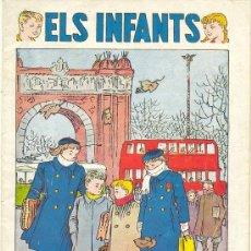 Tebeos: INFANTS, ELS Nº 6. Lote 35177710