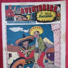 Tebeos: EDICIONES AVENTURERO , NUMERO 16 , HISPANO AMERICANA 1945 ,. Lote 35293868