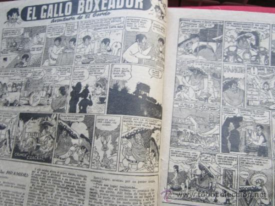 Tebeos: ediciones aventurero , numero 16 , hispano americana 1945 , - Foto 3 - 35293868