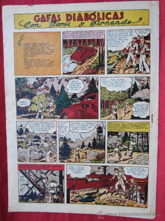 Tebeos: ediciones aventurero , numero 16 , hispano americana 1945 , - Foto 4 - 35293868