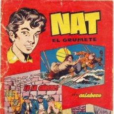 Tebeos: NAT, EL GRUMETE Nº 21. Lote 35356746