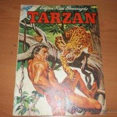 Tebeos: TARZAN NUM. 36 DE 1954 DIBUJO ACTOR LEX BARKER- NOVARO/DELL DE TOMO. Lote 35473082