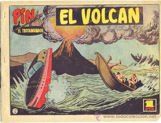 PIN, EL TROTAMUNDOS º 12 (Tebeos y Comics - Hispano Americana - Otros)