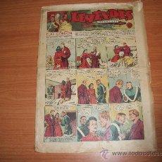 Tebeos: LEYENDAS INFANTILES Nº 107 AÑO 1937 EDITORIAL HISPANO AMERICANA . Lote 35628288