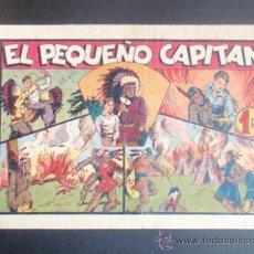 Tebeos: EL PEQUEÑO CAPITÁN. HISPANO AMERICANA. ALBUMES PREFERIDOS POR LA JUVENTUD. MONOGRAFICO Nº 13. ORIGIN. Lote 35639296