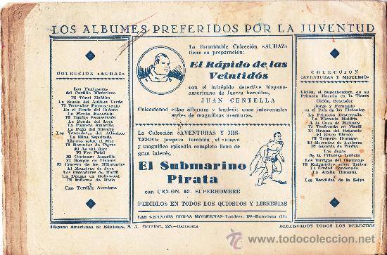Tebeos: El Faro Misterioso con Juan Centella - Foto 2 - 36042022