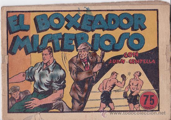 Tebeos: El Faro Misterioso con Juan Centella - Foto 5 - 36042022