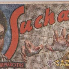 Tebeos: LOTE DE 10 SUCHAI , EL PEQUEÑO LIMPIABOTAS. Lote 36046168