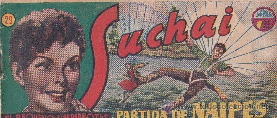 Tebeos: lote de 10 Suchai , el pequeño limpiabotas - Foto 7 - 36046168