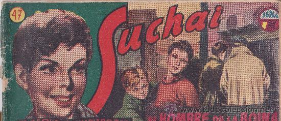 Tebeos: lote de 10 Suchai , el pequeño limpiabotas - Foto 10 - 36046168