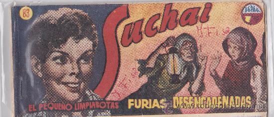 Tebeos: lote de 10 Suchai , el pequeño limpiabotas - Foto 11 - 36046168