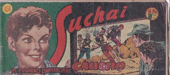 Tebeos: lote de 10 Suchai , el pequeño limpiabotas - Foto 12 - 36046168