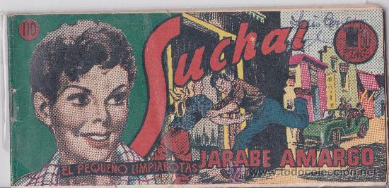 Tebeos: lote de 10 Suchai , el pequeño limpiabotas - Foto 13 - 36046168