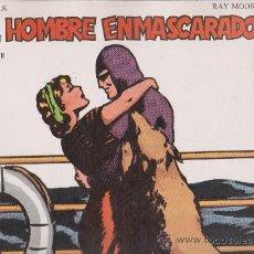 Tebeos: EL HOMBRE ENMASCARADO TOMOS II Y III. Lote 36150261