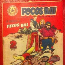 PECOS BILL ORIGINAL Nº 11 HISPANO AMERICANA 1951, 2pts