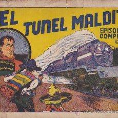 Tebeos: COMIC JUAN CENTELLA EL TUNEL MALDITO. Lote 36488279